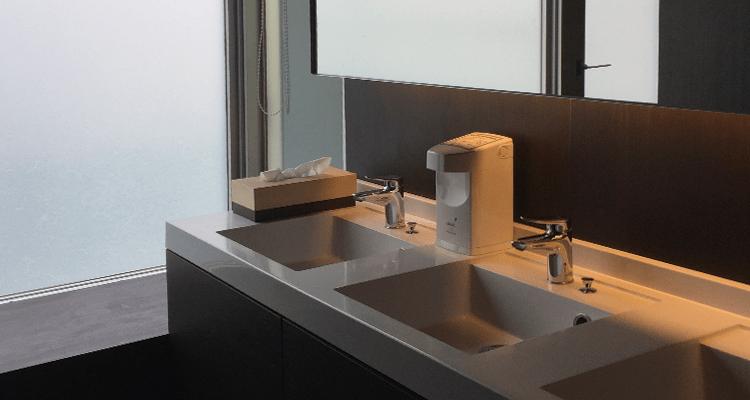 専用お手洗い / パウダールーム