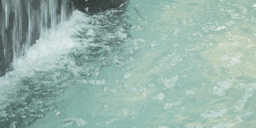 本格天然温泉で癒されるひととき