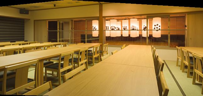 Banquet Space  Ise-no-Kuni