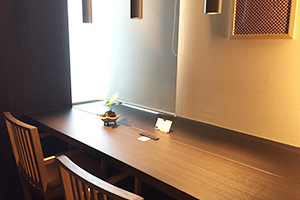 Private booths for women