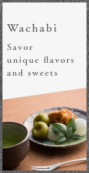 Savor unique flavors and sweets